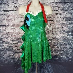 Lip Service Dragon Dress, Medium